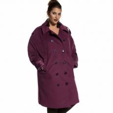 VPS0204 Бархатное женское пальто
