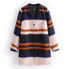 VPS0205 Женское пальто кокон