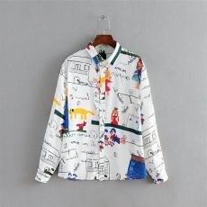 Женская рубашка HBL0032