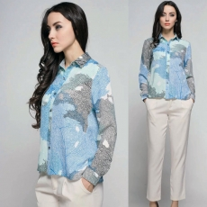 Женская рубашка HBL0044
