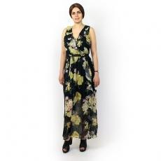 Платье макси PLP0031 размеры 44-54